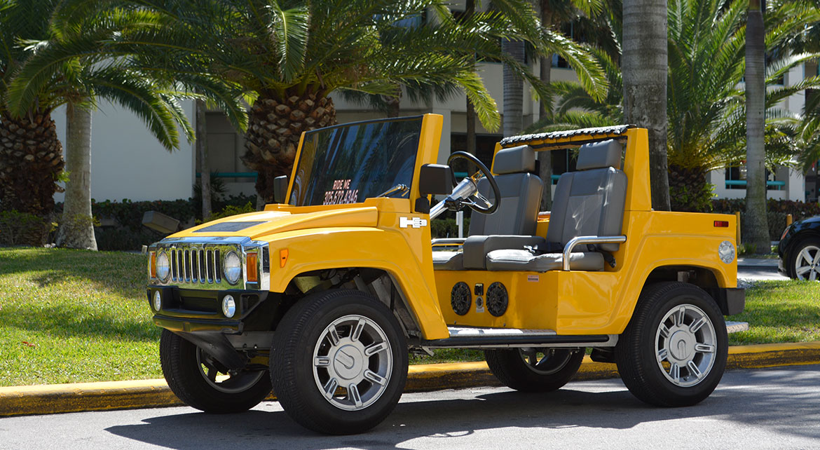 Hummer Rental Miami Beach